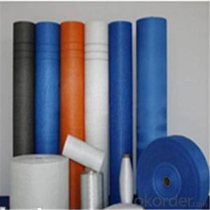 Fiberglass Mesh 110g Coating Leno Fabric