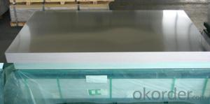 Aluminum Cold Rolled Sheet With Best Price