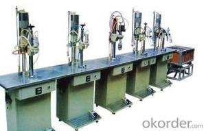 Aerosol Filling Machine for Can Packaging