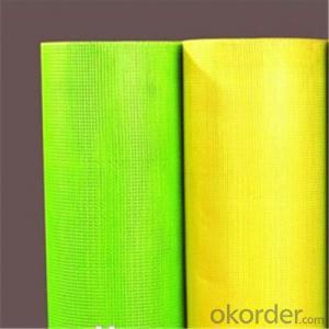 Fiberglass Mesh Coating 150g Leno Fabric