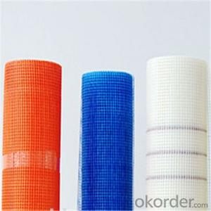 Fiberglass Mesh 80g Plain Coating Fabric
