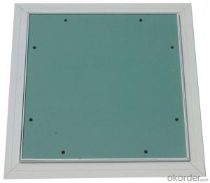 Access Panel Galvanized Steel Aluminum Frame