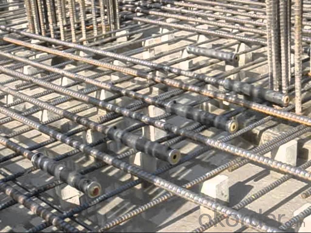 Steel Coupler Rebar Scaffolding For Sale with High Quality