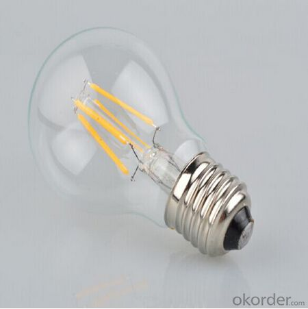 3w Filament Led Bulb 2w/3w/4w with High with Low Price 220v/110v/240v