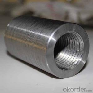 Steel Coupler Rebar British Standard Scaffolding Cover New Design