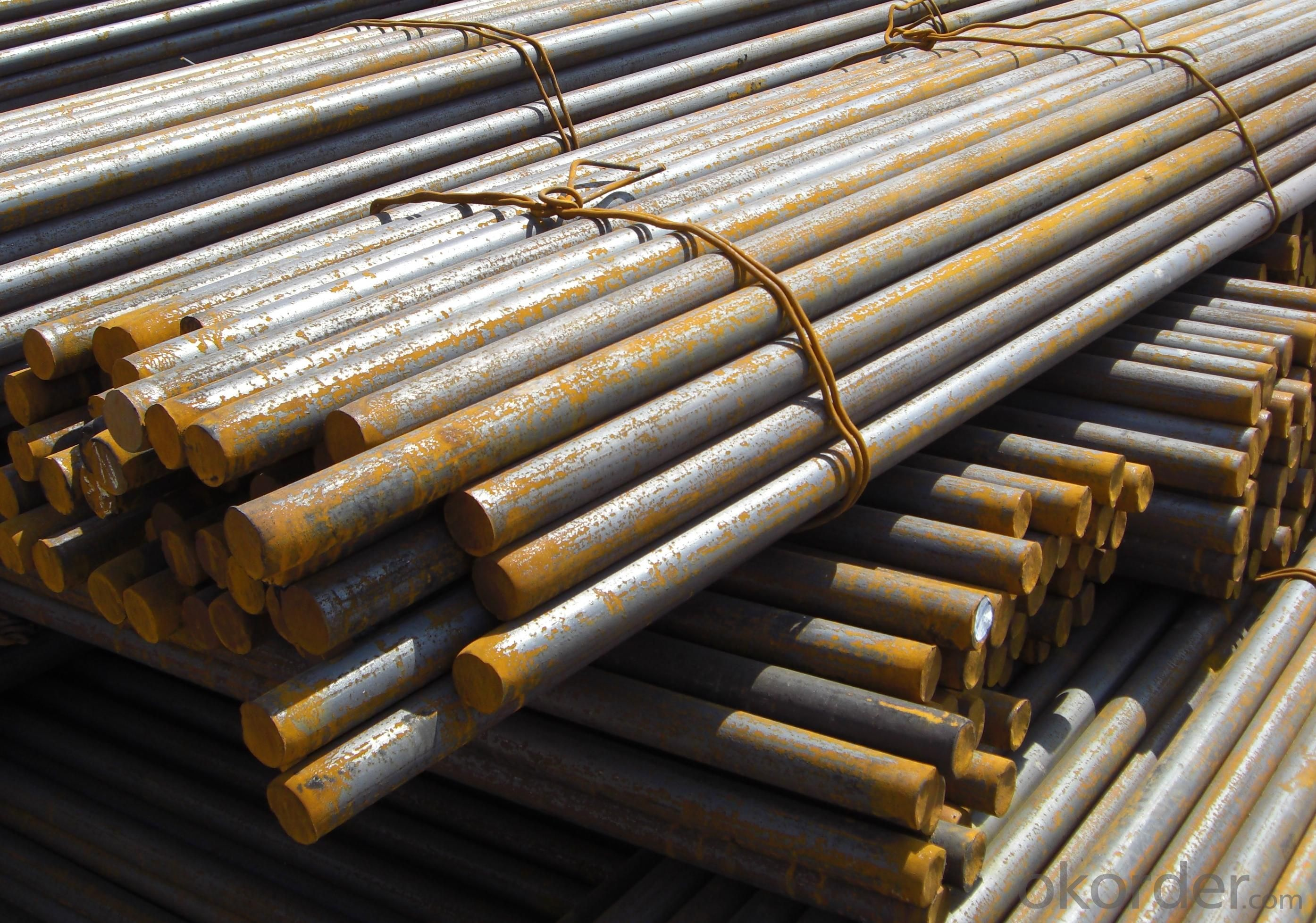 Hot Forged Alloy Structure Steel Round Bars Special Steel