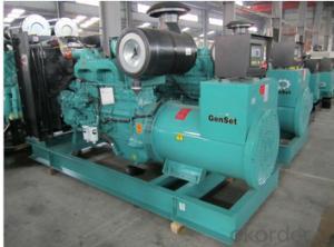 400KVA Standby Diesel Generator Set (Cummins NTAA855-G7A)