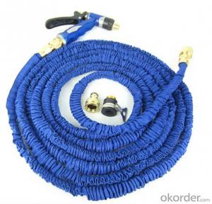 Retractable Hoses Reel 3 Times Flexible Garden Magic Hoses
