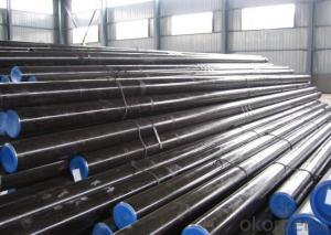 Round Bar Alloy Steel SAE5160 Spring Steel Special Steel
