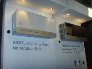 Air Conditioner Monobloc without An Outdoor Unit
