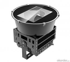 waterproof 50w led work light heavy duty searchlight