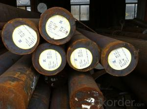 Special Steel Hot-Rolled 15CrMo Steel Round Bar