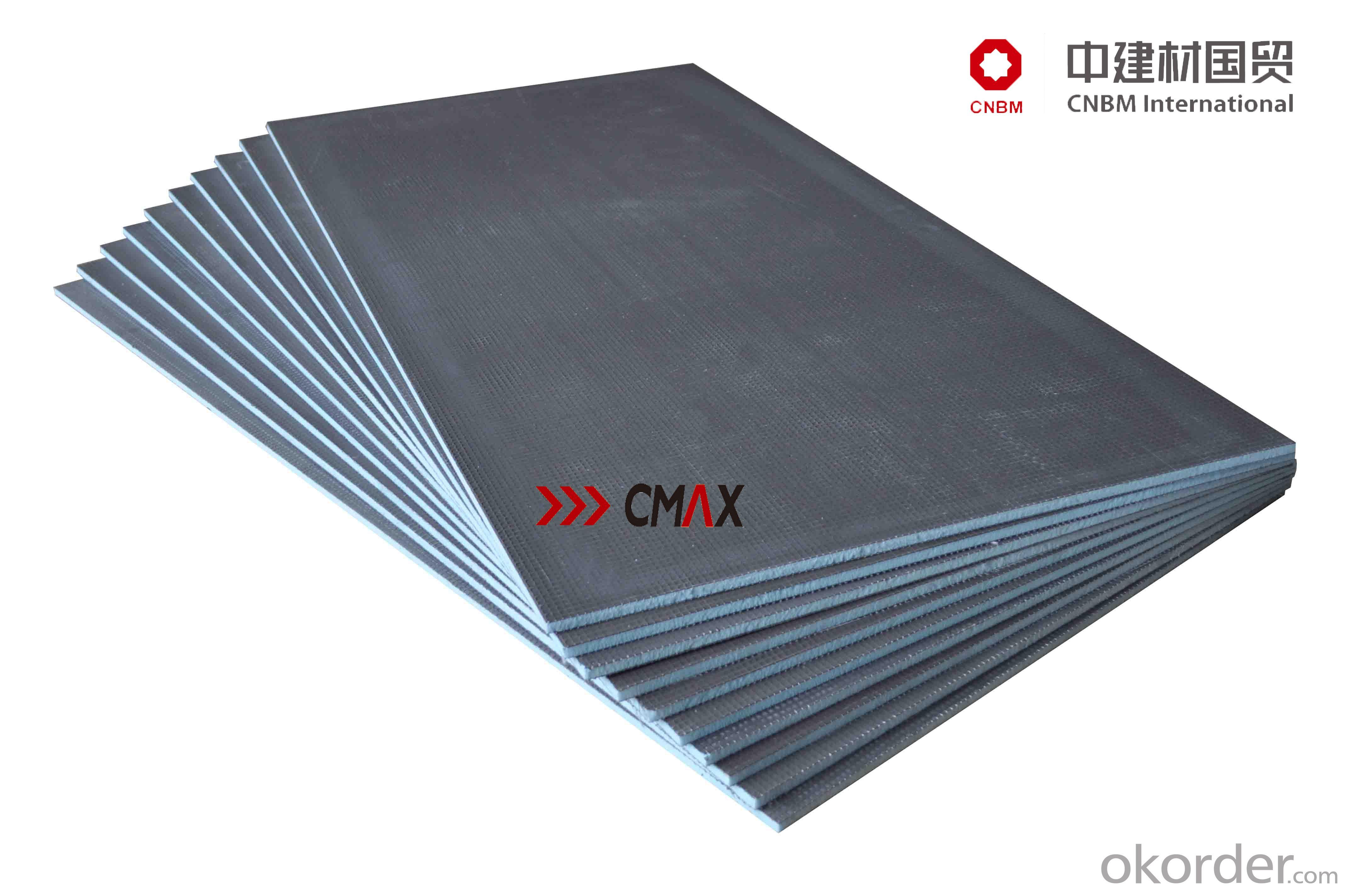 Buy bathroom waterproofing tile backer board cnbm group