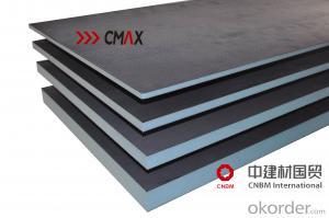XPS Tile Backer Board Underfloor Heating for Shower Room CNBM Group