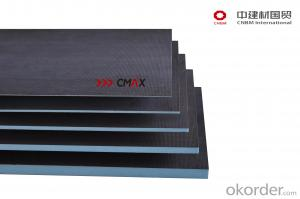 Foam Tile Backer Board from CNBM The Brand is CMAX