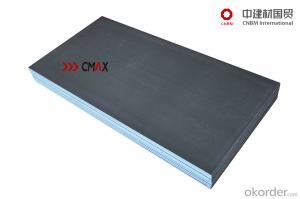 XPS Insulation Board with Fiberglass Reinforced for Shower Room CNBM Group