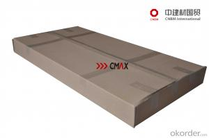Package of Extruded Polystyrene XPS Tile Backer Board