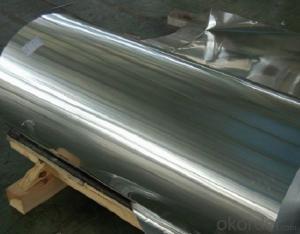 Food Packaging and Industrial 8011 O Temper Aluminium Foil