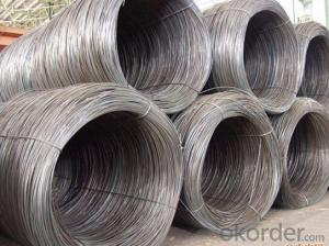 Hot Rolled Structural SAE1008B 5.5mm Wire Rod