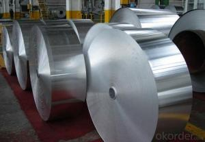 Aluminium Strips for Transformer Winding