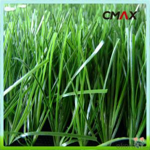 UV Resistance FIFA Soccer Football artificial turf fake grass With 6 - 8 Years Lifetime