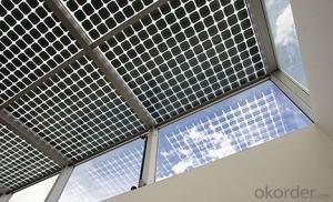 BIPV Solar Panels 250W Patrol Car Solar Panels