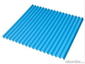Premium Corrugated  Galvanized Steel Sheet