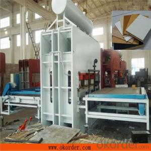 Automatic Melamine HPL Plate Hot Press Machine