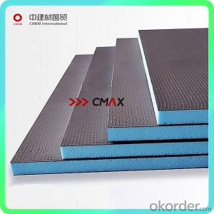 XPS Tile Backer Board 2015 Year New Product CNBM