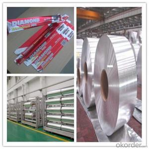 Nice Quality of 7 micron Aluminum Foil in China