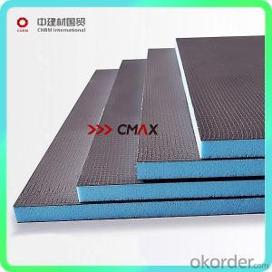 XPS Tile Backer Board Distributor of CNBM
