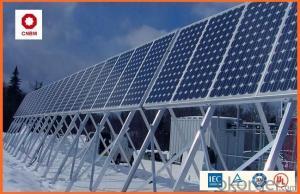 Flexible Solar Panels 80W Patrol Car Solar Panels