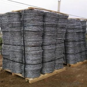 Barbed Wire/ PVC Coated Barbed Wire/Razor Barbed Wire