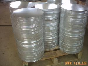 Cold Rolled Alloy 1050 Alu Circle for Utensil 490mm Diameter