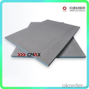extruded foam xps tile backer board waterproof and thermal insulation