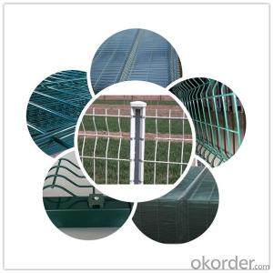 Hot Dipped Galvanized Garden Welded Mesh Fence