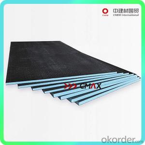 Heat preservation xps tile backer board CNBM