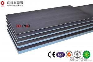 XPS Floor heating system tile backer board