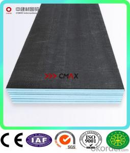 Insulation and Waterproof tile backer board CNBM Group