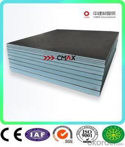 Cement Fiberglass Mesh XPS Tile Backer Board for Shower Room