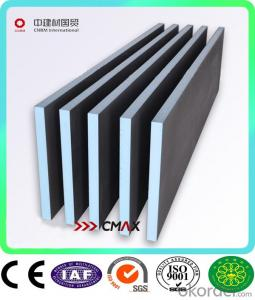 XPS Insulation Board for Shower Room CNBM Group 6mm/10mm/12mm