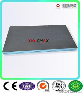 XPS Tile Backer Board for Shower Room in Europe CNBM Group