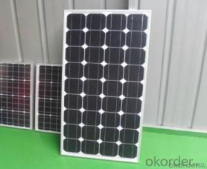 250W  Monocrystalline PV Solar Panel in China
