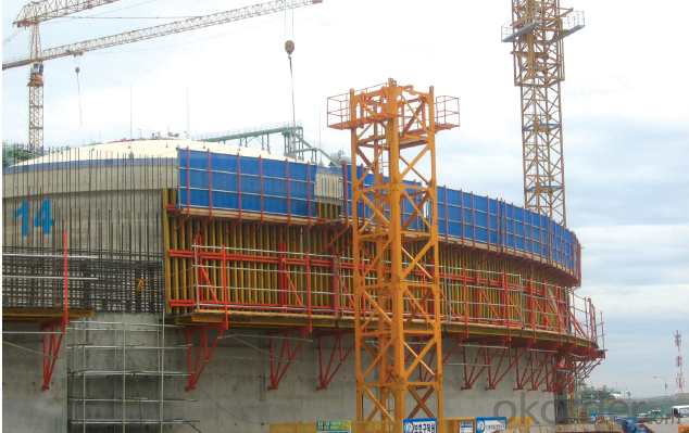 Timber Beam Formwork System with H20 Beams in China Market