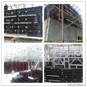 Panel Construction Homes/ Eco Friendly Modular Formwork/ Construction Materials