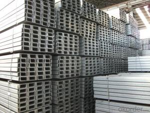 Wholesale High Grade Quality U Channel Steel
