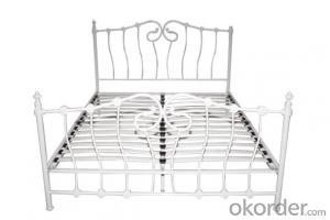 Metal Bed European Style Model CMAX-MB012