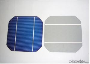 Solar Cells A Grade and B Grade 3BB and 4BB with High Efficiency 17.7%