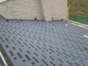 Europe Style Roma Design Asphalt Roof Shingles
