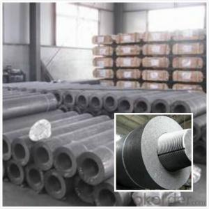 China Supplier RP Graphite Electrode in Steady Quality